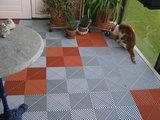 Balkontegels antislip huisdiervriendelijk