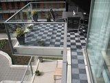 Ribdeck antislip balkontegelalkontegel