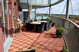 Terracotta antislip balkonvloer