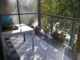 Ribdeck antislip balkontegel Grijs en Zilverwit